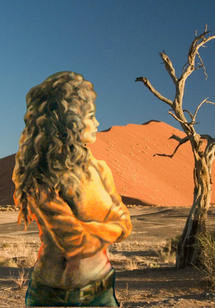 Alice in the desert